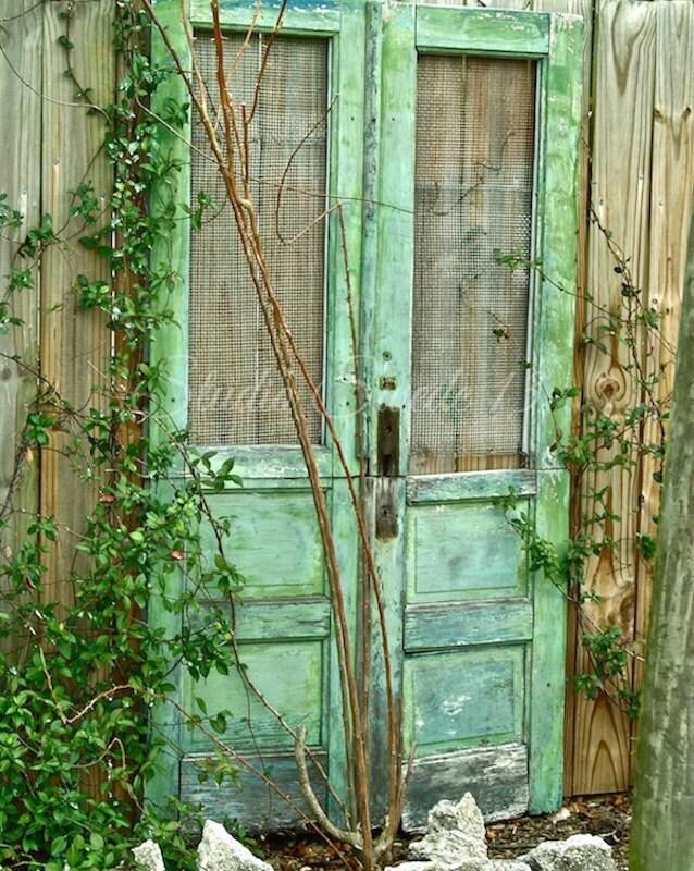 🔎zoom & Door Photography Old Door Art Fine Art Photography Shabby