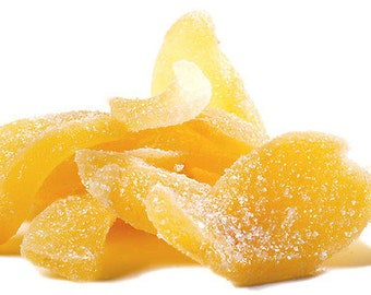 Candied Ginger, Crystallized Ginger