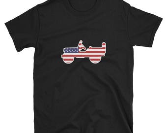 USA Willys Tees