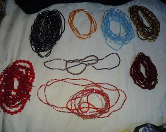 Beaded Bracelets-Serious Sparkle
