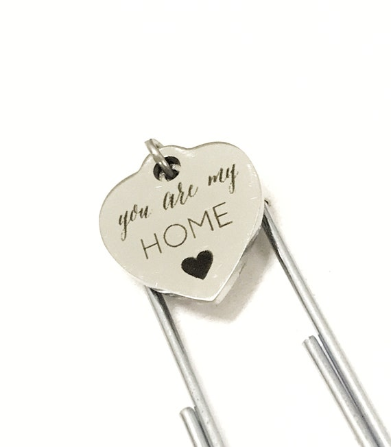 Mom Gift, You Are My Home Bookmark, Mom Bookmark, Daughter Gift, Mother's Day Gift, Gift For Mom, Reader Gift, Gift For Her, Wife Gift