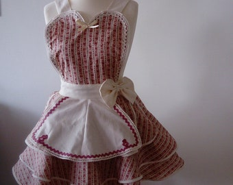 Retro Apron, vintage, pin up