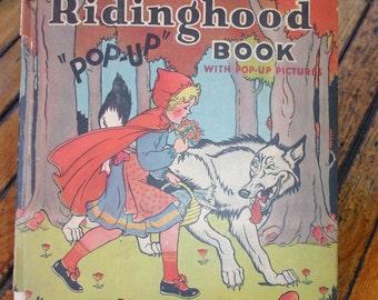 Little Red Ridinghood Pop-up Book