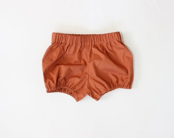 Cotton Bloomers in Orange