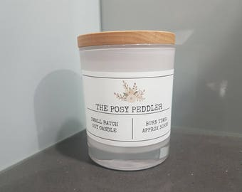 Small Batch Hand Poured Soy Candle