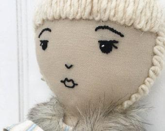 Petite Heirloom Doll No. 7