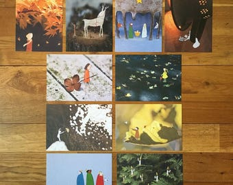 Decemberpostcards