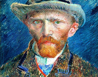 Vincent Van Gogh Art Paintings Photo CD 101 Images