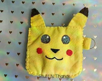 Pikachu Coin Purse