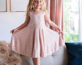 Mini & Me Chloe Twirl Dress