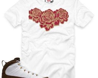 Melo 9 3Roses T-Shirt