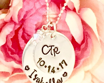 Child of God Necklace, I Am a Child of God, LDS Baptism Gift Idea, Baptism Necklace, LDS Gift,Mormon Baptism Necklace