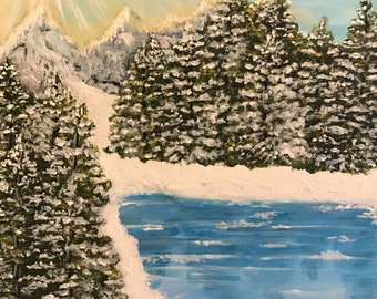 The Pines - 6 x 6