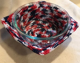 Bowl cozies /hot pads