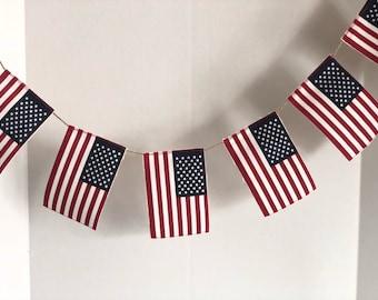 American Flag Banner