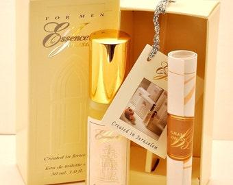 Essence Of Jerusalem Eau De Parfum 30 ml. Spray ( 1.0 Oz ) Man Perfume.