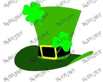 St Patricks day Hat embellishment  DIGITAL download