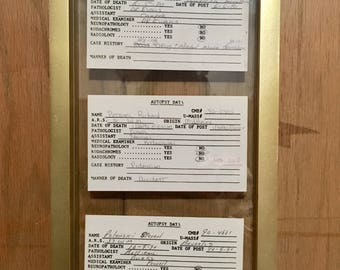 Autopsy Cards 1990