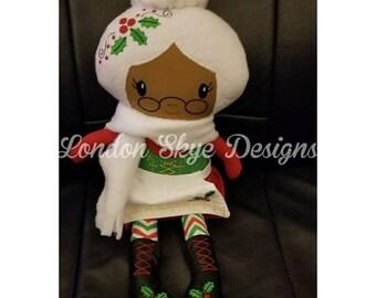 Mrs. Christmas -Santa's wife