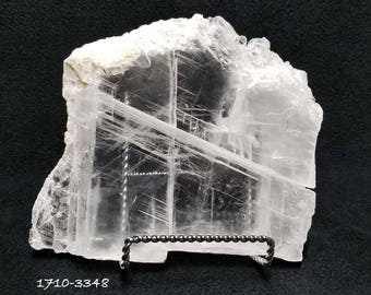 Selenite Slab Crystal - Charging Pad or Tray ITEM # GG-1710-3348