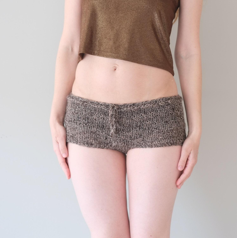 PATTERN For Women Shorts / Summer Bikini Shorts Pattern / Knit Boy ...