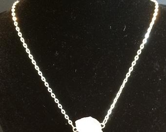 Rose Quartz 7 Grandfather's Teaching--Love Necklace