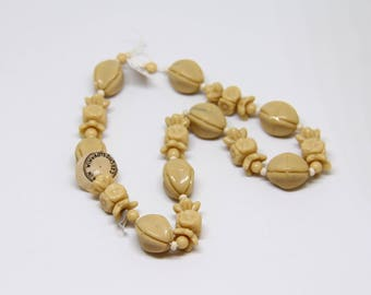 Vintage Czech Glass Assorted Beads - BEAD 035