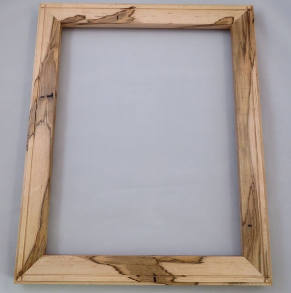 11x14 Ambrosia Maple Picture Frame 2 from RaysWoodworking on Etsy Studio