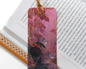 Berry Harvesters Bookmark