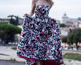 Until May 30 FREE SHIPPING! Elegant feminine Dress