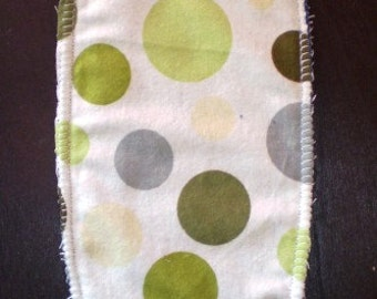 Washable diaper liner layer