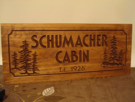 custom wood sign cabin sign wooden signs camping sign rh etsy com custom cottage signs ontario custom cottage signs with geraniums