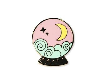 Mystic Ball Enamel Pin