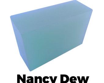Nancy Dew- Handmade Soap Bar (morning dew scent) //vegan, made in Canada//