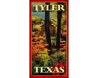 Tyler, Texas, Historic towns, Historical Architecture, Roses, Rose Gardens, Flowers
