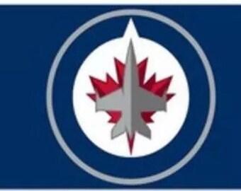 3X5 Winnipeg Jets flag