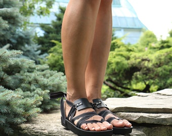 Small Strap Shoe Accessory for Mohop Interchangeable Ribbon Sandals | 6 Colors Available