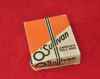 Old Stock O'Sullivan Replacement Heels 12-13
