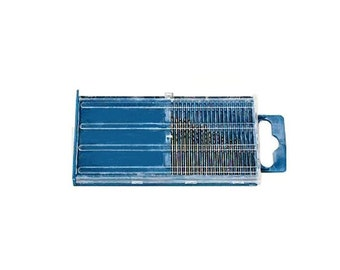 20 Piece Crafters Jewelers High Speed Drill Bit Set Size 61-80