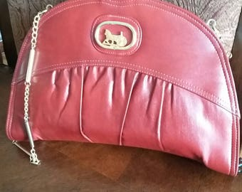 Vintage clutch, cross body bag by Millie's.