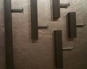Industrial/Modern cabinet and drawer pull