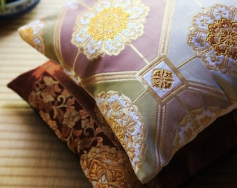 Small Japanese Cushion Cover | Japanese Pillow | Throw Pillow | Oriental Pillow | Japanese Decor | Japanese Art |