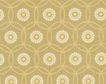 Joel Dewberry Aviary Suns Beige Quilt Fabric Fat Quarter Quilt Fabric Sewing Fabric Retro Fabric