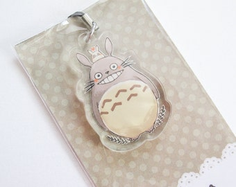 ADD ON Totoro art by Cherriuki