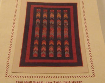 Migrating Geese Quick Quilt Pattern