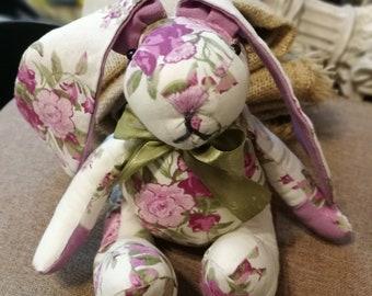 Handmade rabbit