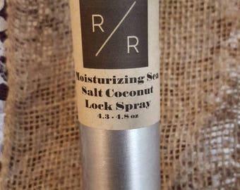 Moisturizing Sea Salt Coconut Lock Spray