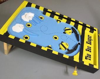 "Pinball Game ""The Bee Keeper"""