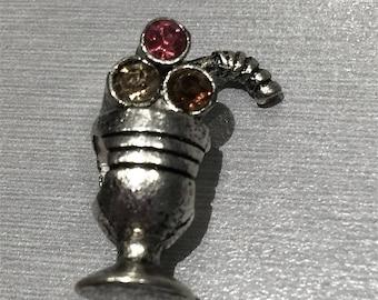 "Metal bead ""Cup ice"""