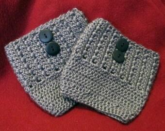 Crochet Boot Cuffs, Boot Toppers, Boot Cuffs, Boot Warmers, Womens Boot Cuffs, Faux Leg Warmers